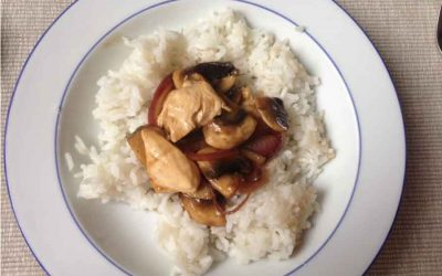 *Trivolution-Trainings FitFreshFood* – Balsamico-Chicken