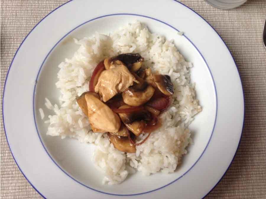 Rezept Balsamico-Chicken