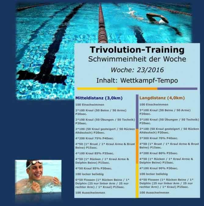 [:de]Schwimmtrainingsplan – Woche 23[:]